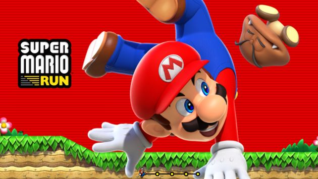 (Captura Super Mario Run)