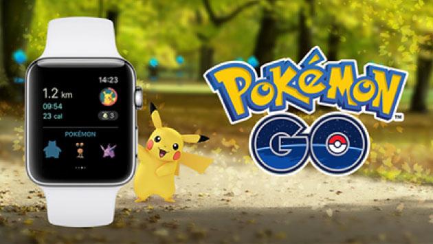 Pokémon Go: Ya está disponible en el Apple Watch. (Pokémon)