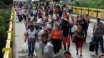Venezuela reabrió frontera con Colombia tras ocho días de bloqueo - Noticias de colombia juan manuel santos