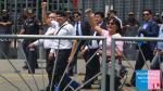 Ciudadanos realizaron marcha frente al Ministerio de Educación contra ideología de género - Noticias de violencia en Áncash