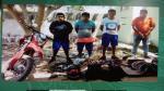 Banda planeaba robar finca del futbolista Claudio Pizarro - Noticias de diaz vega