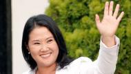Keiko Fujimori se reunió con PPK por intermediación del cardenal Cipriani. (Piko Tamashiro)