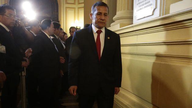 Lava Jato salpica a Humala. (Atoq Ramón)