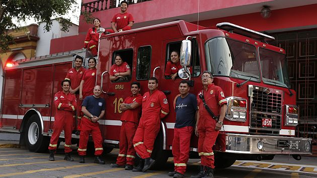 En 15% se redujo atención de emergencias por parte de los bomberos durante celebraciones por Navidad. (Atoq Ramón)