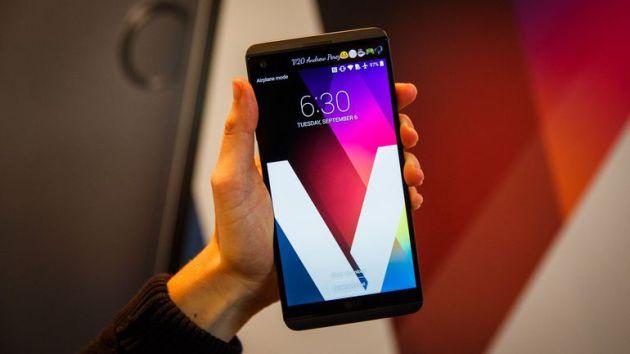 El LG V20 cuenta con ciertas características del V10. (LG)