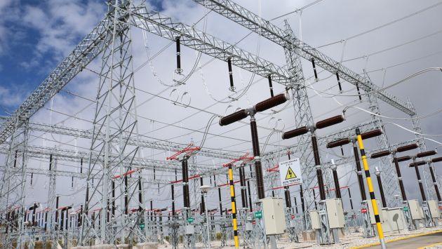 MEM: Producción de energía eléctrica creció 53% en noviembre