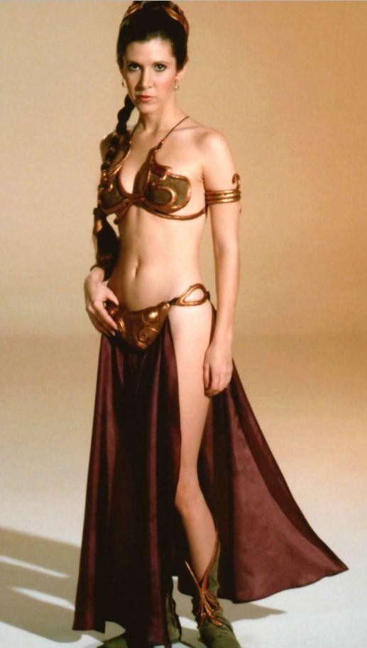 bikini pics fisher Carrie