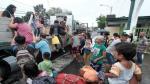 Más de 90 mil filipinos evacúan por el potente tifón Nock-Ten - Noticias de alberto isla