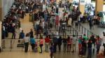 Policía detiene a un delincuente por robar en el aeropuerto Jorge Chávez - Noticias de jorge guillen