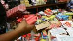 Decomisan más de 3,000 cohetones como la 'rata blanca' en La Molina - Noticias de menores infractores