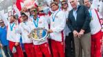 La delegación peruana de Surf se coronó campeón en las playas de Costa Rica - Noticias de miguel tudela
