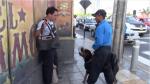 Miraflores: Con ayuda de perros refuerzan seguridad en avenidas, puentes y parques - Noticias de andres avelino caceres
