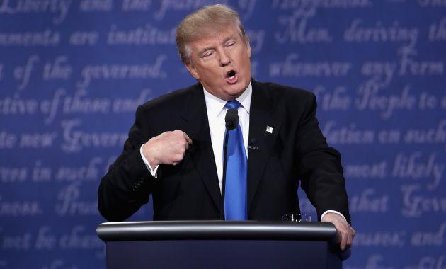 Donald Trump, presidente electo de EE.UU. (AFP).