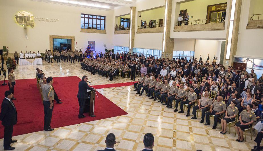 Estas dos mujeres son las nuevas generalas del Perú