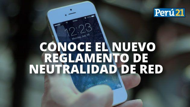 Empresas Operadoras no podrán bloquear arbitrariamente el acceso de los usuarios a Internet. (Perú21)