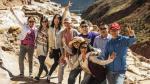 Llegada de turistas internacionales se incrementó en 7.4 % entre enero y octubre - Noticias de asia central