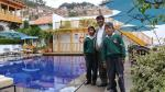 Premiaron a escolares cusqueños que realizaron campaña de forestación en su comunidad - Noticias de jose antonio