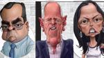 Estos son los políticos peruanos que marcaron la pauta este 2016 - Noticias de jaime saavedra