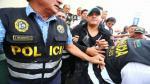 Ronny García se encuentra internado en el penal de Chincha - Noticias de morro de arica