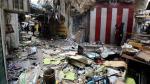 Al menos 27 muertos deja atentado del Estado Islámico en Iraq - Noticias de ibrahim ali