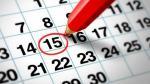 Conoce los feriados y no laborales compensables del año - Noticias de puente santa rosa