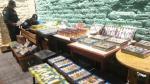 Arequipa: incautan una tonelada de pirotécnicos a ambulantes - Noticias de productos pirotécnicos