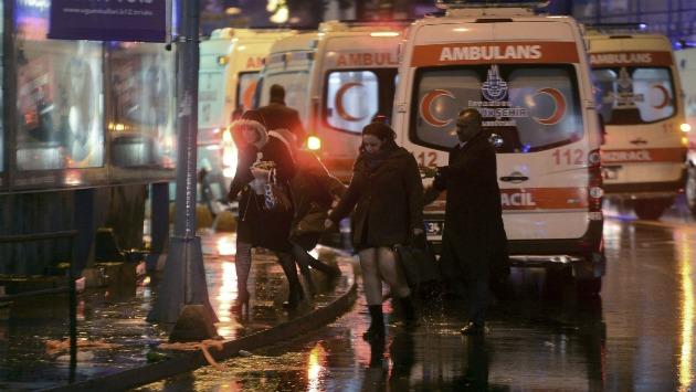 Al menos 69 heridos dejó el atentado. (AFP)