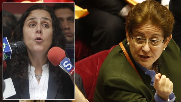"Lourdes Alcorta sobre caso Carlos Moreno: ""La ministra de Salud ¿se golpeó la cabeza? ¿o perdió la memoria?"". (USI)"