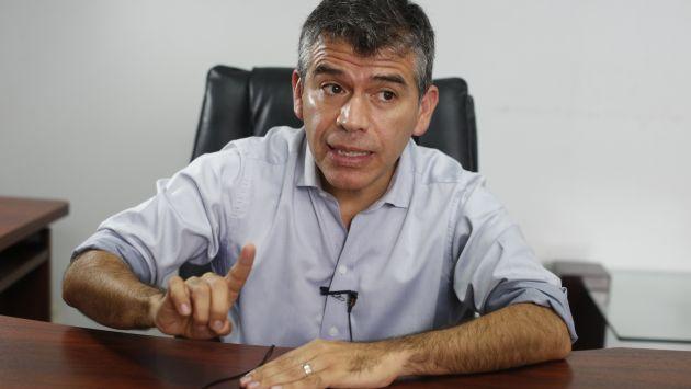 Julio Guzmán: