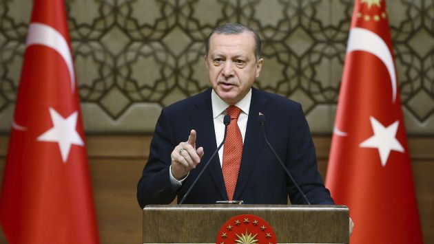 Gobierno turco anunció este miércoles que el atacante sigue prófugo. (EFE)
