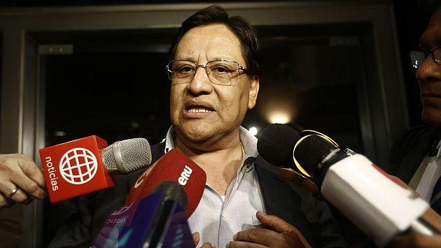 Carlos Moreno, ex asesor presidencial. (USI)