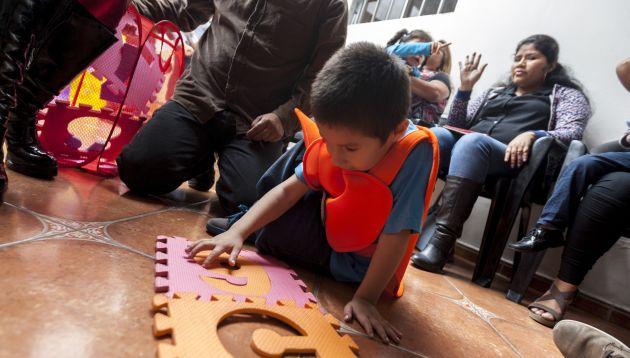 Experto dictará taller sobre cómo mejorar el proceso de integración de los niños con autismo. (USI)