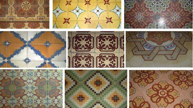 Sepa cómo renovar su casa con mosaicos hidráulicos. (consorciotoledo.org)