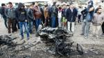 Irak: Explosión de coche bomba mató a más de 30 personas en barrio de Bagdad - Noticias de coche bomba