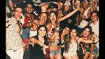 Korina Rivadeneira celebró Año Nuevo con Mario Hart en el Caribe - Noticias de kraig pena