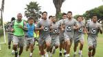 Juan Manuel Vargas arrancó los entrenamientos con Universitario de Deportes [Video] - Noticias de john galiquio