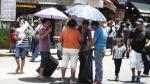 Senamhi: Hoy fue el día más caluroso del verano en Lima - Noticias de protección uv