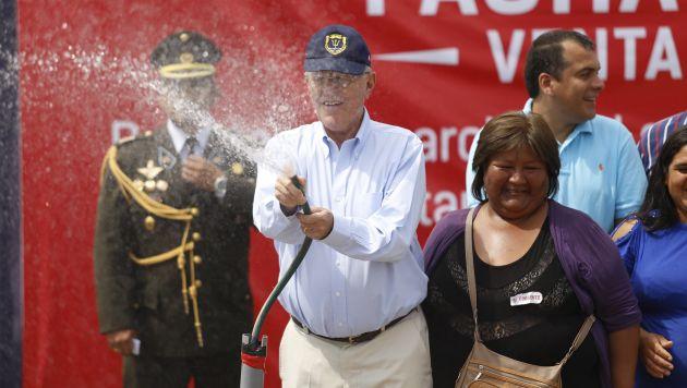 Lluvia de millones. Monto que Odebrecht deberá pagar al Estado sería millonario, según Kuczynski. (Renzo Salazar/Perú21)