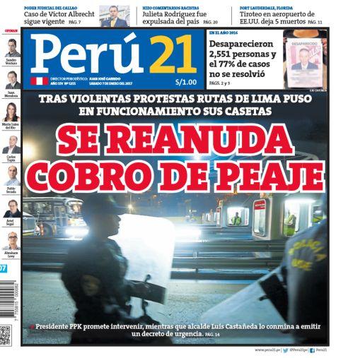 Impresa Peru21