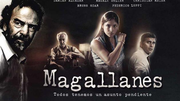 Magallanes es una de las películas que se proyectará en este ciclo de cine (Vive Iberoamérica).