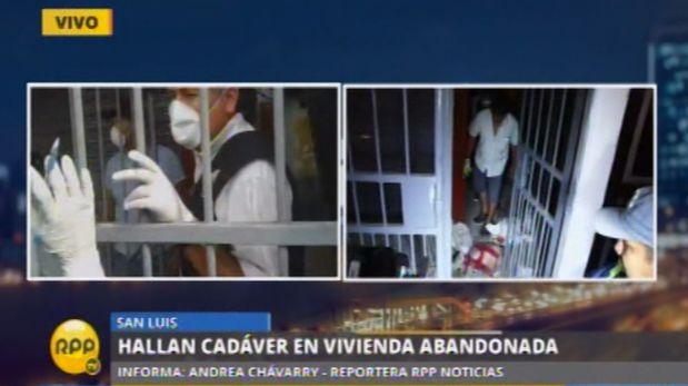 San Luis: Hallaron cadáver de hombre con más de 20 perros al interior de su vivienda. (RPP)