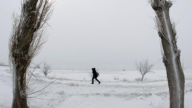 Los países más golpeados por el frío son  Polonia, Ucrania y Serbia. (Difusión)