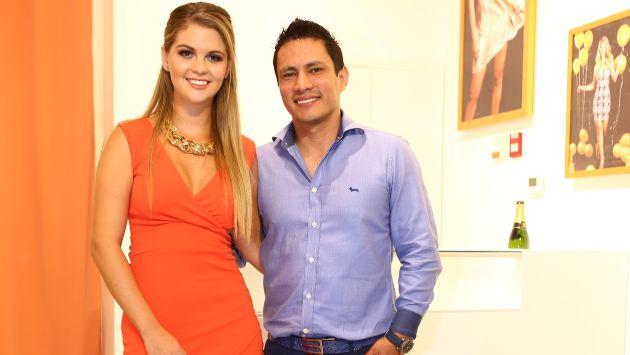 Brunella Horna y Renzo Costa suspenden planes de boda. (USI)
