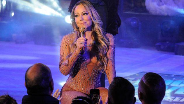 Mariah Carey se retira un tiempo de los escenarios. (Reuters)