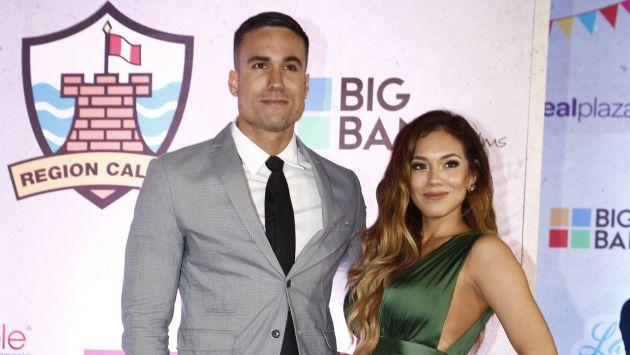Gino tiene una propuesta para trabajar fuera del país, y su novia Jazmín Pinedo lo apoyará sí él decide irse. (USI)