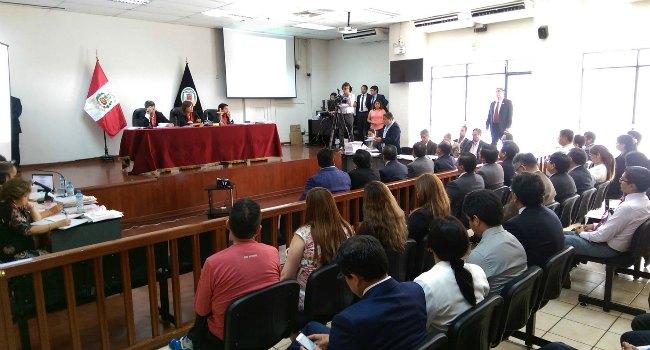 En marzo de 2016, el Ministerio Público solicitó para los Sánchez Paredes 28 años de cárcel (Foto: Anthony Niño de Guzman)
