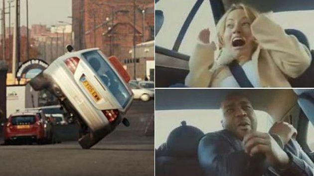 YouTube: Piloto de Fórmula 1 se hizo pasar por un taxista y así reaccionaron sus pasajeros.