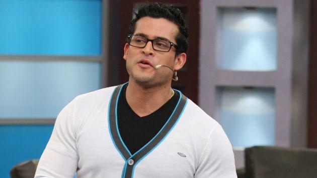 Christian Domínguez pide que dejen tranquila a su ex pareja Karla Tarazona. (USI)