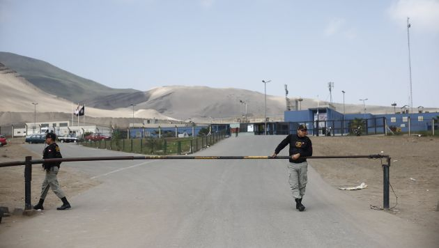 El directo del INPE indicó que el preso pudo burlar hasta seis sistema de seguridad para poder escapar. (Perú21)