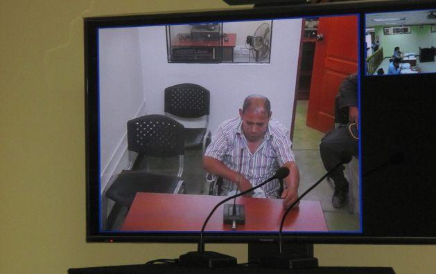 Siesquén habría formado parte de organización criminal que operaba en Lambayeque.